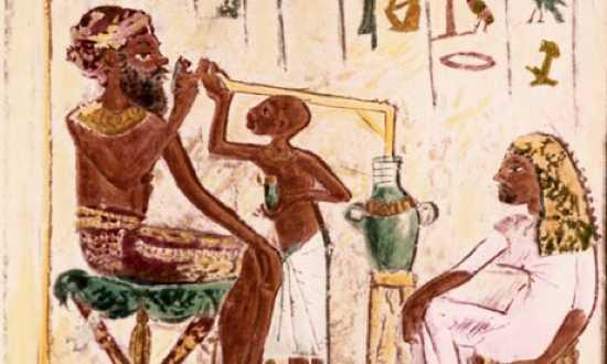 Дегустация пива в древние времена